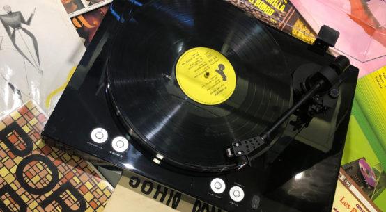 Gagnez une platine vinyle Yamaha MusicCast VINYL 500 avec Cobra !