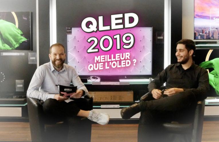 Tout ce qu'il faut savoir sur les TV QLED 2019