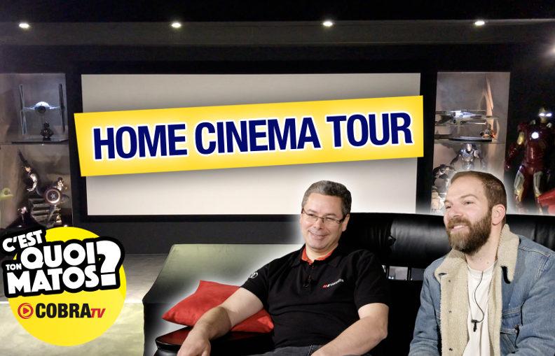 Home Cinéma Tour : c'est quoi ton matos ?