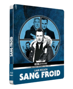 """Sang Froid (Cold Pursuit)"" - 2019 - Blu-ray uhd 4k"
