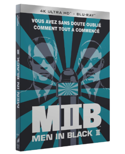 """Men in Black II"" - 2002 - Blu-ray uhd 4k"