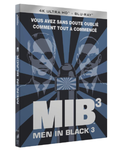 """Men in Black 3 - 2012 - Blu-ray uhd 4k"