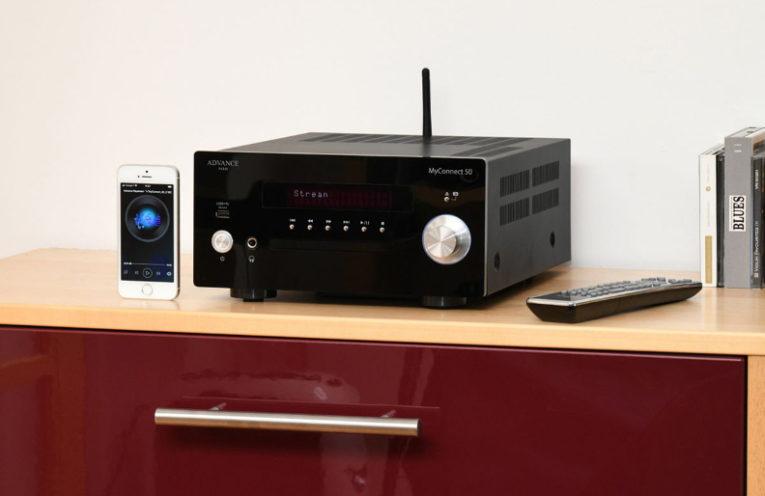 La micro-chaîne Advance MyConnect 50 a droit à sa mise à jour v18 !