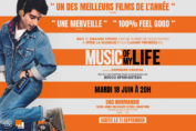 avant-première du film Music of My Life (Blinded By The Light)