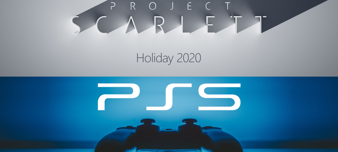 Project Scarlett - Sony PS5