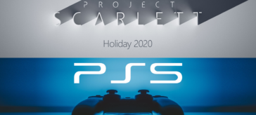 Project Scarlett - Sony PS5