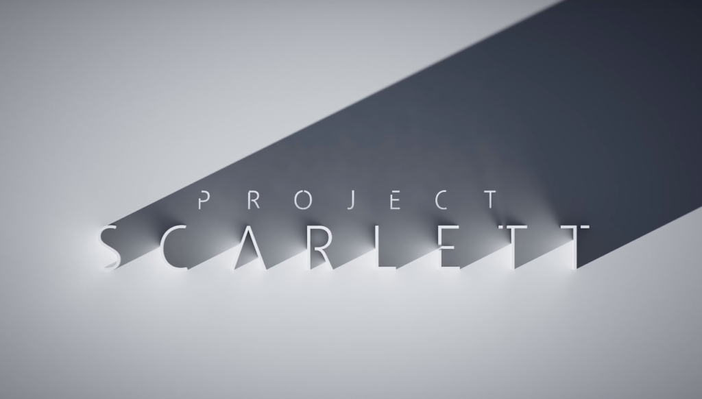 """Project Scarlett"" (crédits : Microsoft)"
