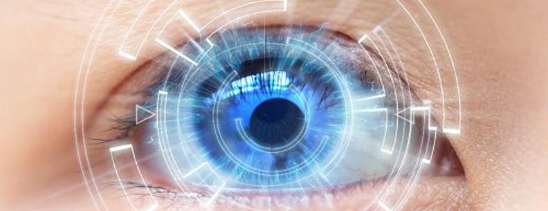 L'oeil humain : 576 mégapixels ?