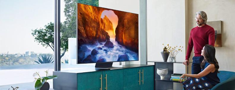 Quelle distance de recul pour un TV 8K ?
