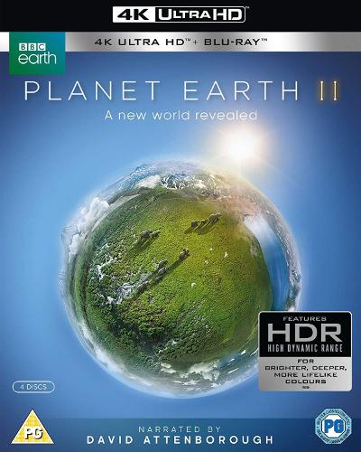 Planet Earth 2 : le meilleur Blu-ray 4K pour tester votre TV ?