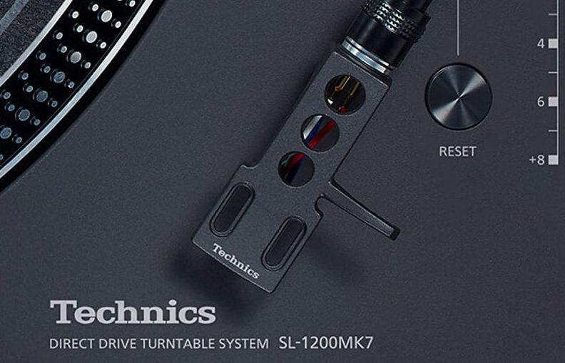 Toutes les platines vinyles Technics