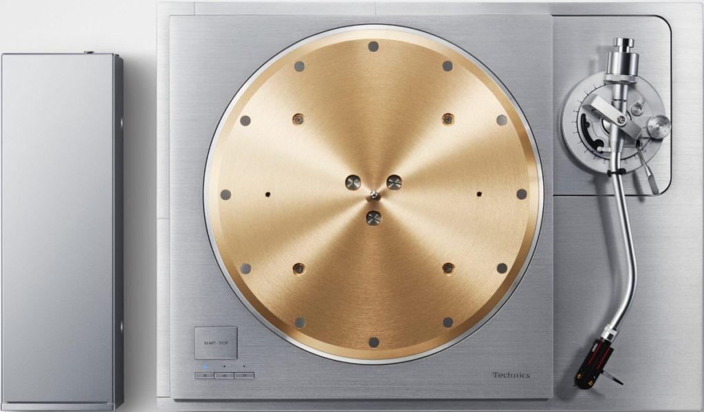 Platine vinyle Technics SL-1000R