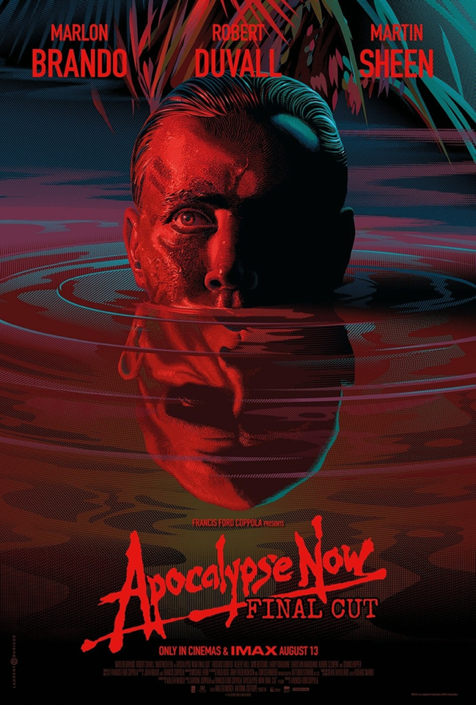 Apocalypse Now (1979) - Poster - Sources : Pathé Distribution