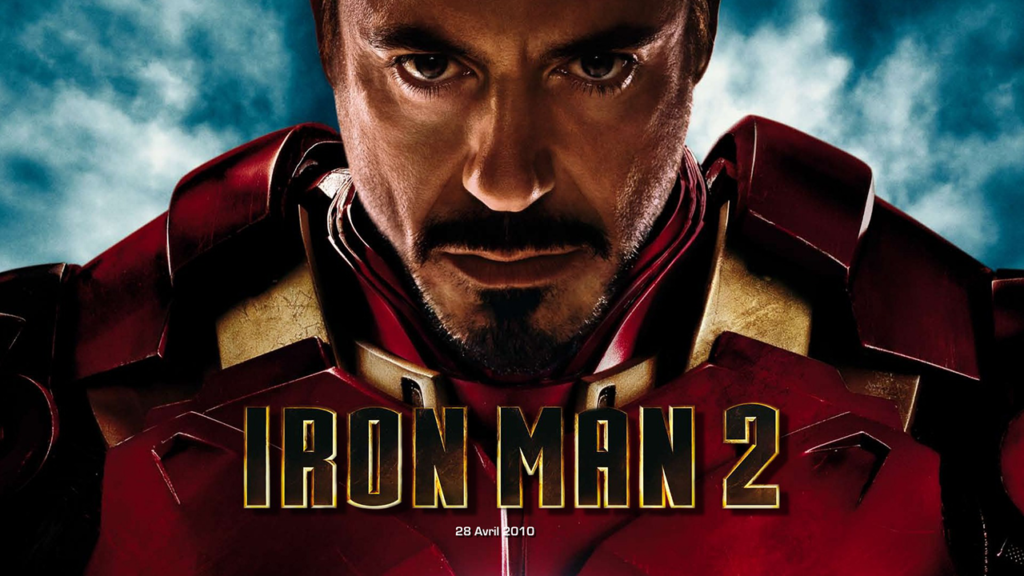 Iron Man 2 (2010) - Sources : Marvel Studio