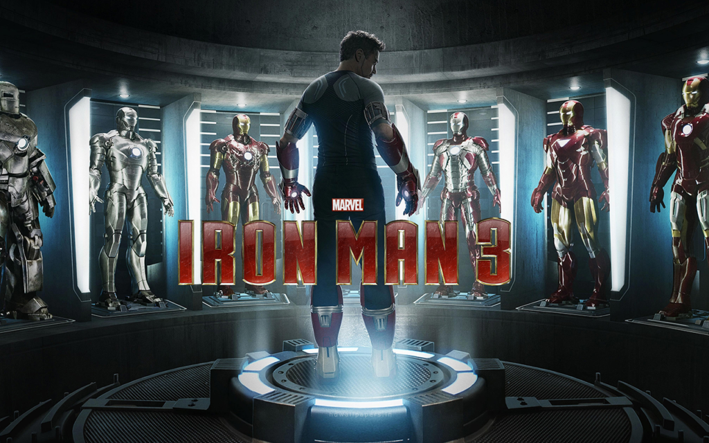 Iron Man 3 (2013) - Sources : Marvel Studio