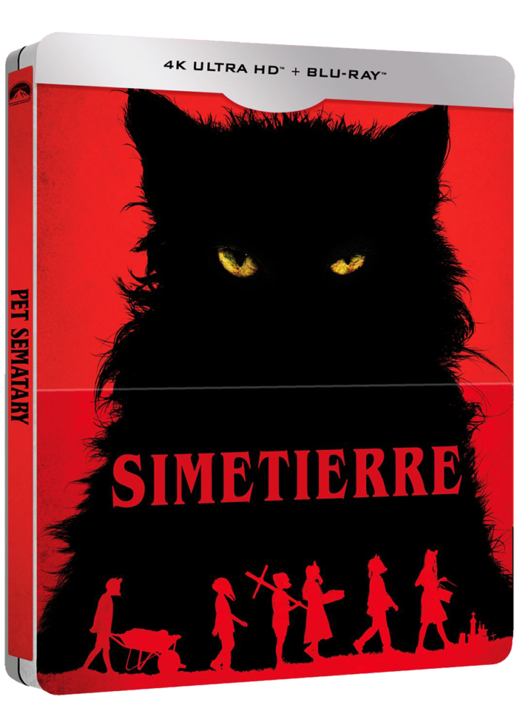 Simetierre - Pet_Semetary (2019) - Blu-ray - Sources : Simetierre - Pet Semetary - Poster - Sources : Paramount Pictures