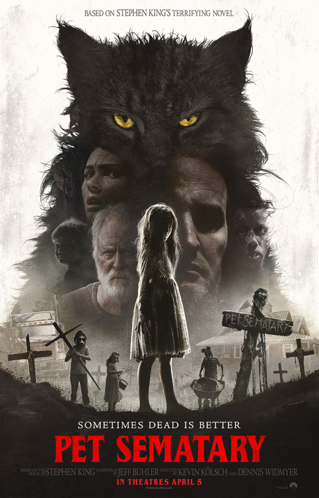 Simetierre - Pet Semetary - Poster - Sources : Paramount Pictures