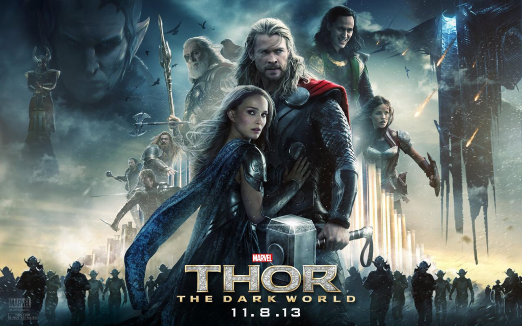 Thor 2 -The Dark World (2013) - Sources : Marvel Studio