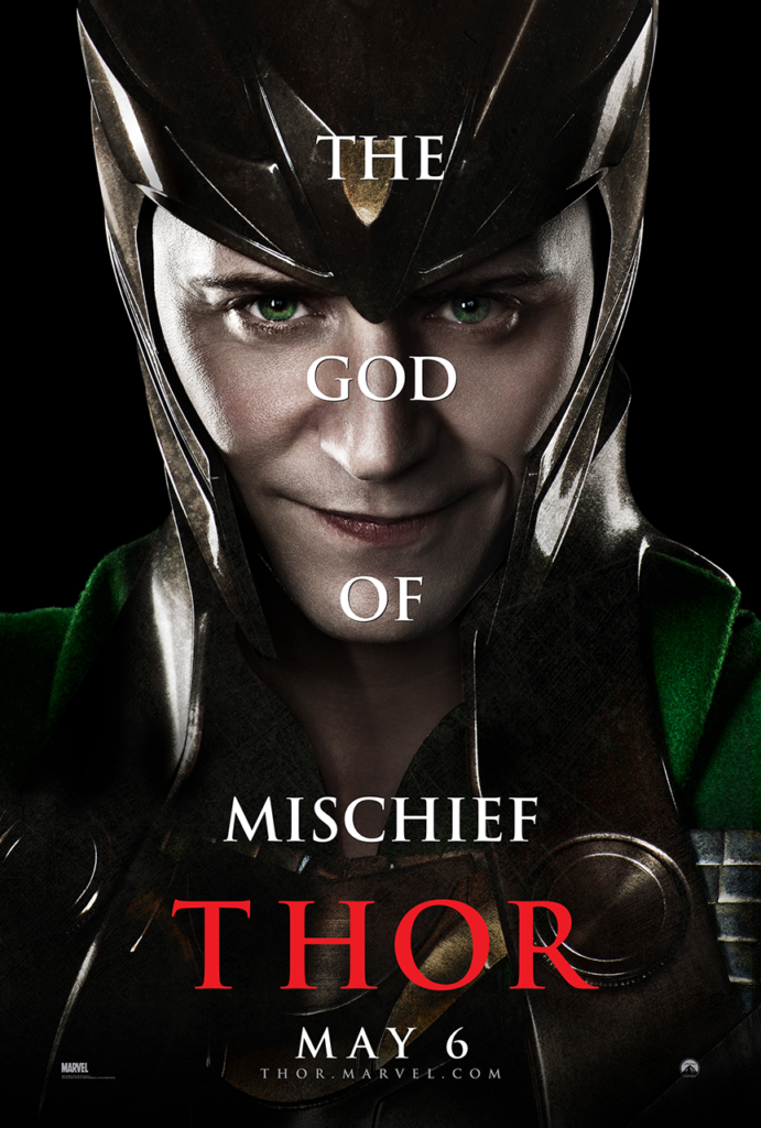 Thor (2011) - Poster - Sources : Marvel Studio