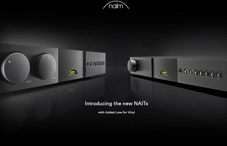 Naim SuperNait 3 et Nait XS3