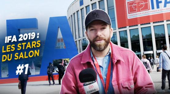 IFA 2019 : découvrez notre compte-rendu sur la Cobra TV