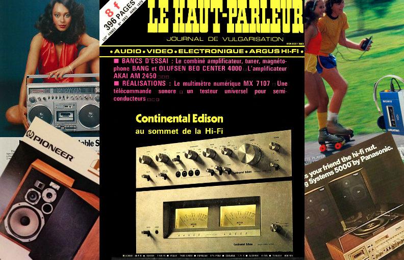 A quoi ressemblait une revue de Hi-Fi en 1979 ?