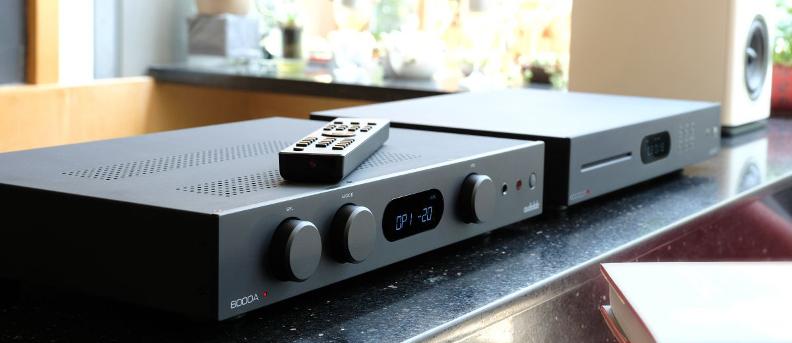 Audiolab série 6000