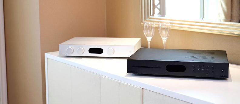Audiolab série 8000