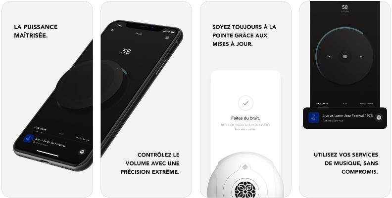 La nouvelle mise à jour des Devialet Phantom Premier les rend compatibles avec l'app iOS/Android