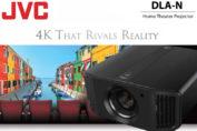Nouveau firmware pour les vidéoprojecteurs JVC DLA-N et DLA-RS