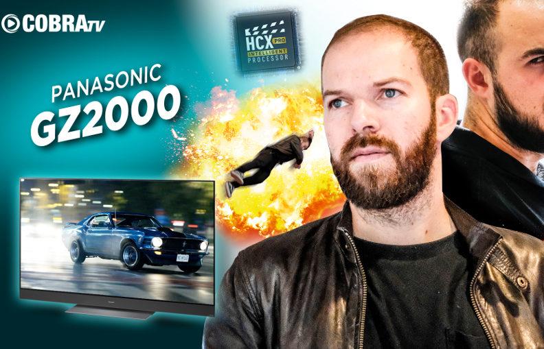Découvrez le TV OLED GZ2000 en vidéo