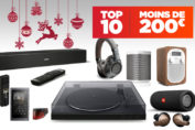 Top 10 des meilleures idées cadeaux pour Noël en Image & Son