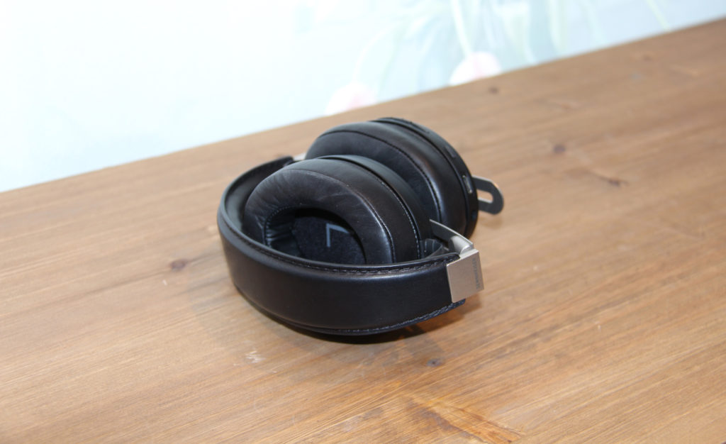 Le Sennheiser Momentum Wireless 3 dispose d'une conception pliable