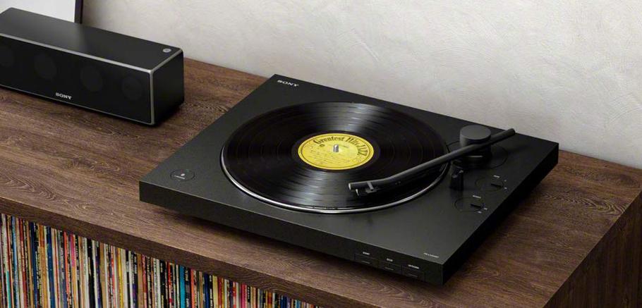 La platine vinyle est en tête des wish-lists pour tous les amoureux du beau son !