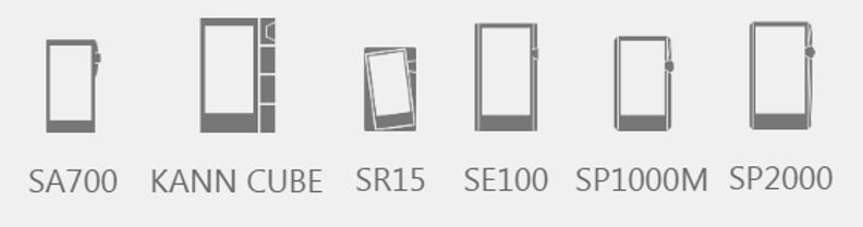 Les baladeurs Astell & Kern compatibles avec Open App Service