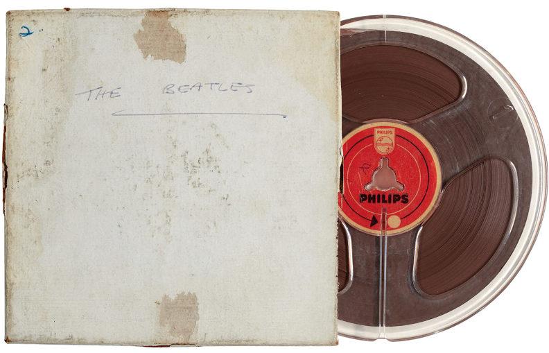 Decca Audition Tape : une bande démo des Beatles datant de 1962 a été vendue plus de 70 000€ !