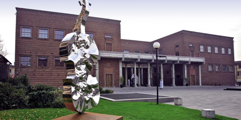 Le Museo Del Violino à Crémone