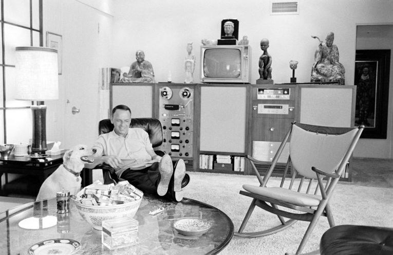 Le système Hi-Fi de Frank Sinatra