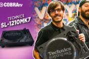 Vidéo Technics SL-1210MK7