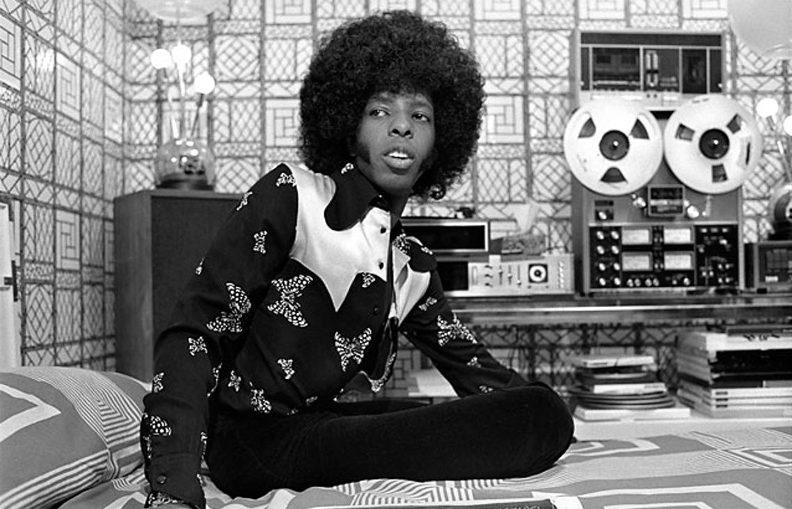 Le système audio de Sly Stone