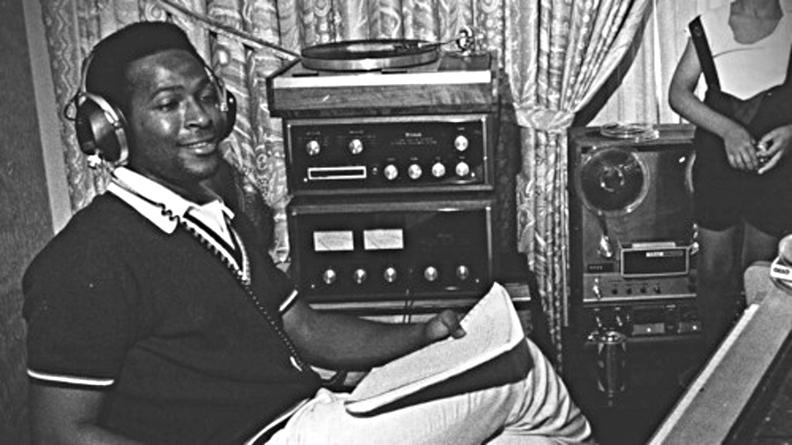 Le système Hi-Fi de Marvin Gaye (auteur inconnu)