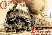 L'arrivée d'un train en gare de La Ciotat a bénéficie d'une restauration 4K 60p