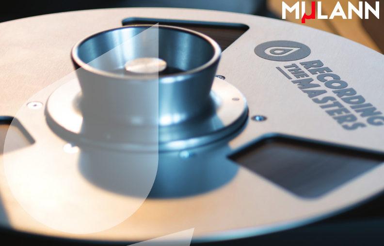 Baladeur Mulann B-1000 et cassette audio Recording The Masters Fox C60