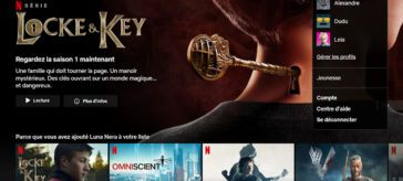 Désactiver la lecture automatique des aperçus Netflix