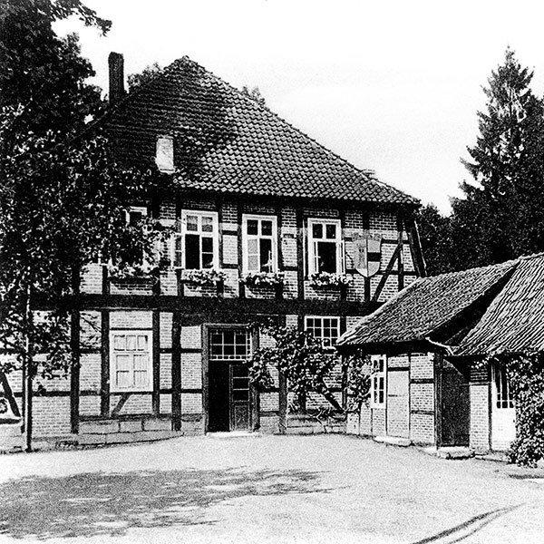La maison de Fritz Sennheiser