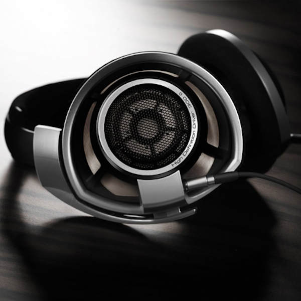 Le casque audio Sennheiser HD 800
