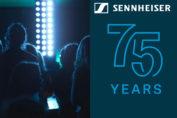Histoire : Sennheiser fête ses 75 ans
