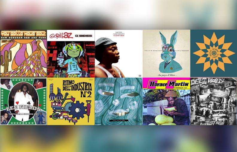 TOP 10 des meilleurs vinyles du Disquaire Day 2020
