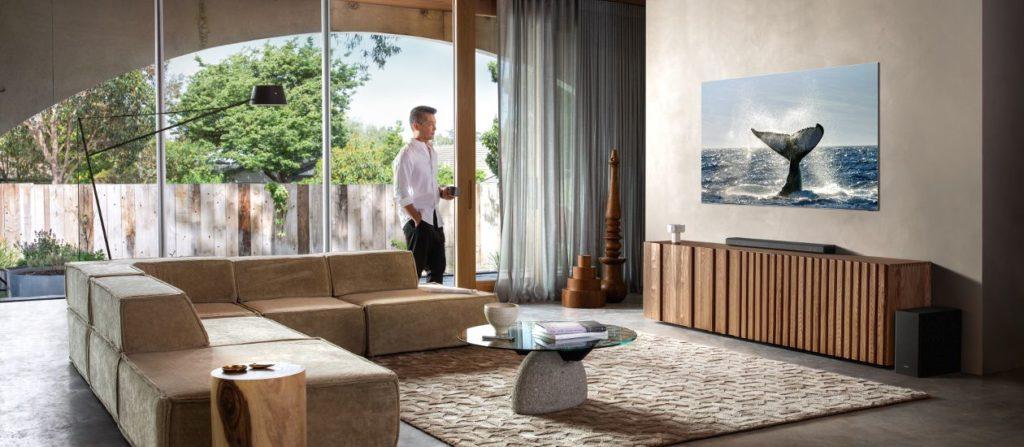 TV Samsung QLED 8K 2020 série Q950TS