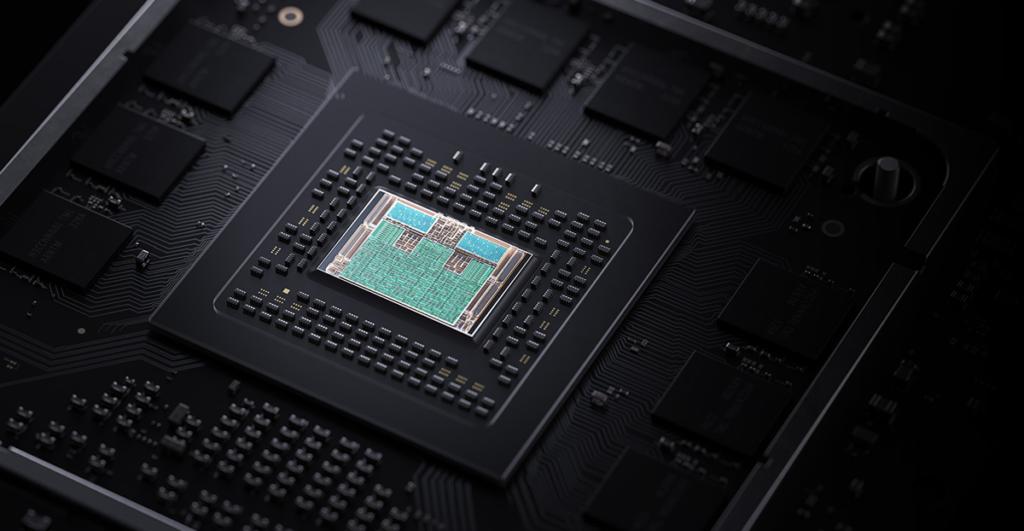 La console Xbox Series X - CPU (crédits : Xbox)